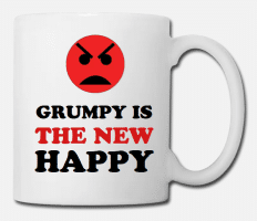 Grumpy Is The New Happy Mug - Hostel Marketing Basics