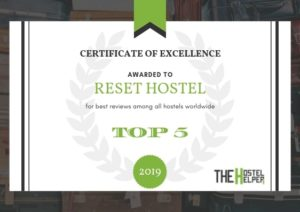 Reset Hostel - Best Hostel Worldwide