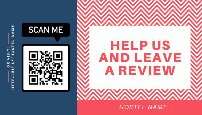 Receive More Hostel Online Reviews
