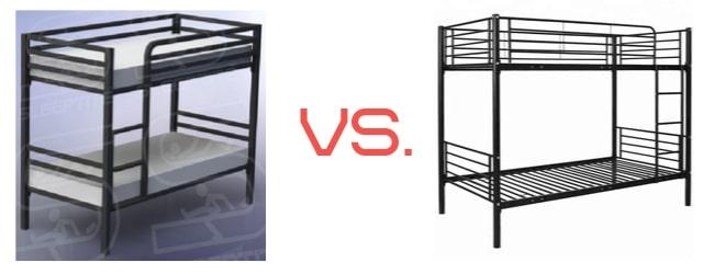 Hostel Bunk Bed: Commercial vs. Domestic