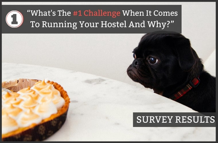 #1 Challenges of Hostel Owners