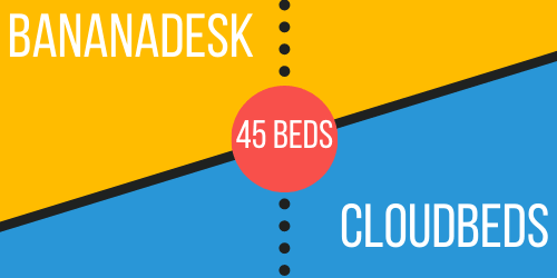 Cloudbeds vs. BananaDesk Property Management Software Comparison