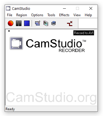 CamStudio for Hostel workers