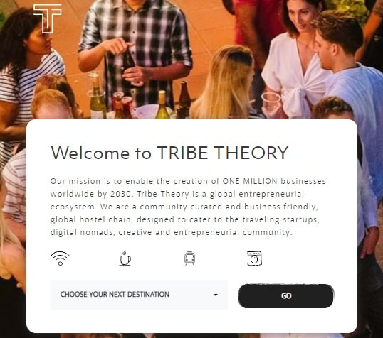 Tribe Theory Hostel